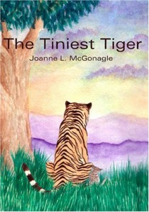 The Tiniest Tiger book