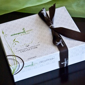 Endangered Species Chocolate Gift Box