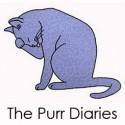 the Purr Diaries badge