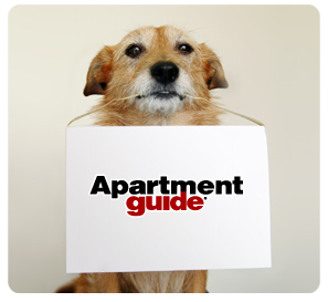 Apartment Guide September Blogger Badge