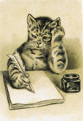 cat poet