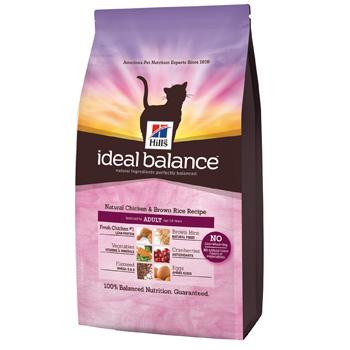 Ideal Balance Bag Cat Food