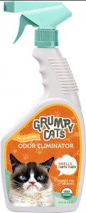 Grumpy Cat Odor Eliminator