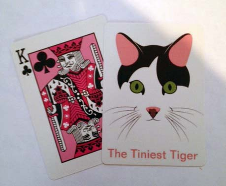 TTT playing cards