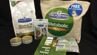 Metabolic kit Feline