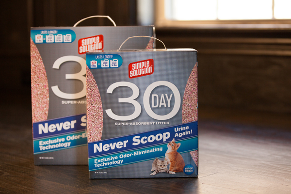 Simple Solution 30 day litter