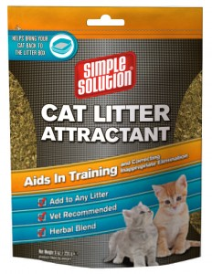 Cat Litter Attractant Simple Solution