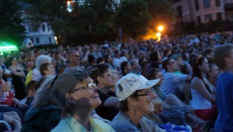catvidfest crowd engaged