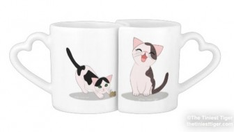 Cute Kitten Mug Set Giveaway