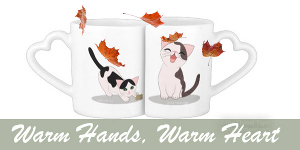 Cats Warm Your Heart Giveaway