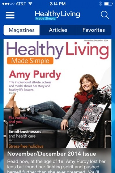 Sam's Club Healthy Living