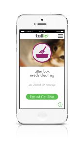 tailio litter box cleaning