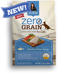 Nutrish Zero Grain Whitefish