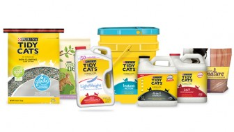 Let Tidy Find Your Litter Match Giveaway  #TidyInsider