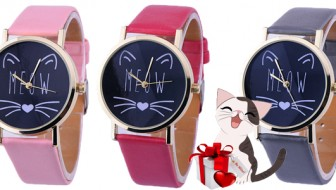 Cat's Meow Watch Giveaway