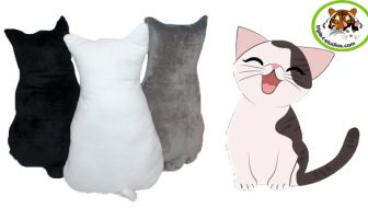 Triple T Studios Cat Pillow Giveaway