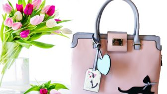 Pretty in Pink Cat Handbag Giveaway