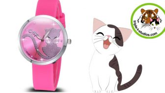 NEW! Bow Tie Cat Watch Giveaway