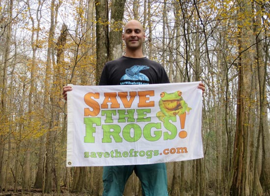 Dr Kerry Kriger Save the Frogs