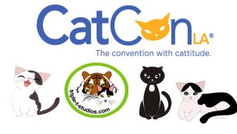 CatConLA Celebration $250 Shopping Spree Giveaway