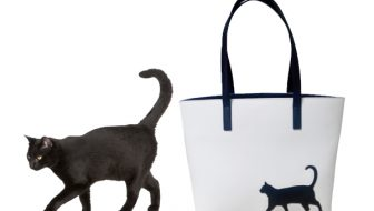 The New Triple T Studios Cat Walk Tote Giveaway