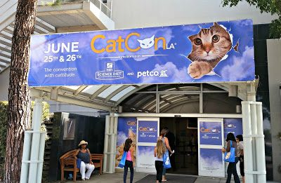 CatConLa entrance