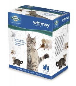 Whimsy Cat Toy
