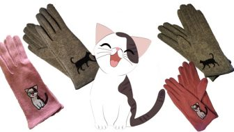 Cat Gloves Will Warm Your Heart Giveaway
