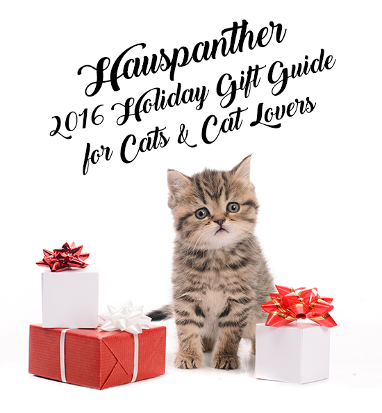 Hauspanther gift guide