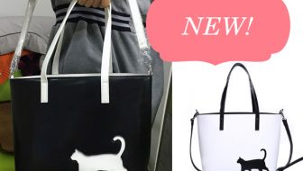 New Cat Walk Tote Giveaway