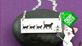 New! Cat Walk Necklace Giveaway