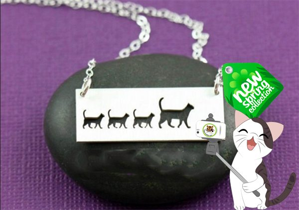 Cat Walk Necklace