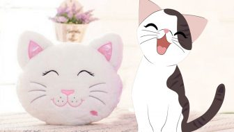 New Cat Pillow Light Giveaway