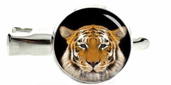 Tiger Hair Pin