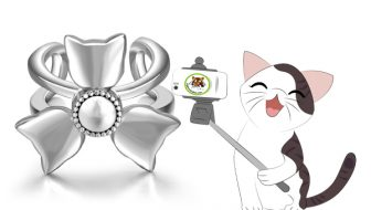 Cat Spinner Ring Giveaway
