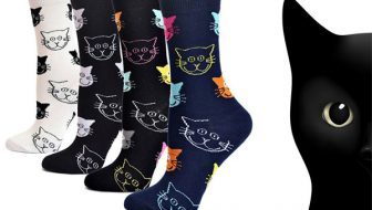 Cat Crew Socks Giveaway