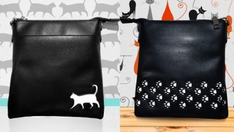 NEW! Cat Cross-Body Bag Giveaway