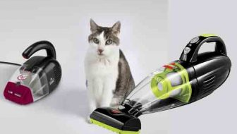 Bissell Pet Hair Eraser Giveaway