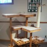 Cat Power Tower 6 Tier