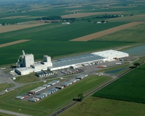 P&G Pet Care Leipsic Plant