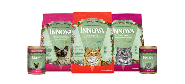 Innova Products for Cats