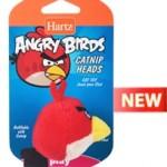 Angry Birds Catnip Head