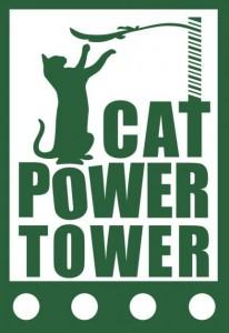 Cat Power Tower logo