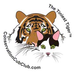 The Tiniest Tiger logo