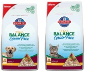 Hill's Pet Nutrition Ideal Balance Grain Free