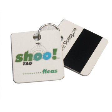 Cats got Fleas?  Shoo!TAG is the Solution!