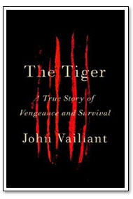 John Vaillant, Author of The Tiger Chats with Gracey + Giveaway