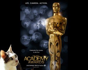 Academy Awards Poster 2012