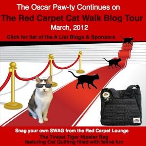Cat Walk Blog Tour