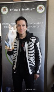 Hal Sparks and Flat Gracey